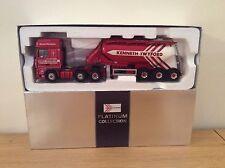 Corgi Modern Truck CC13236 Kenneth Twyford DAF XF Powder Tanker RARE
