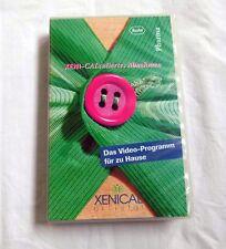 Xenical-Xeni calculiertes enlever-Vidéo programme pour la maison-VHS 1998