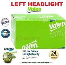VALEO Left HEADLIGHT for SKODA RAPID Spaceback 1.2 2012->on