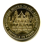 61 ALENCON Cathédrale Notre-Dame, Dentelle de pierre, 2015, Monnaie de Paris