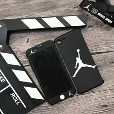 Nike Air Jordan Jumpman 360 Black Red iPhone Case 6/6s7/8/Plus, XR, XS Max