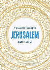 Jerusalem by Yotam Ottolenghi & Sami Tamimi NEW Hardback