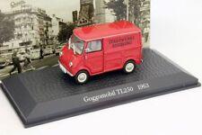 Rare 1/43 Goggomobil TL250 Van Augsburg Stadtwerk Atlas Germany