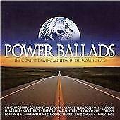 Power Ballads: The Greatest Driving Anthems in the World... Ever!, Music