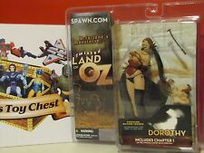 McFarlane's Monsters Twisted Land of Oz Dorthy Series 2 Sealed Ships Worldwide