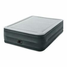 Intex Comfort Plush Auto-Pump Elevated Dura-Beam Airbed