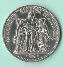 FRANCE Pièce de 10 FRANCS 1965 TYPE HERCULE - argent 900 % - 25 g.