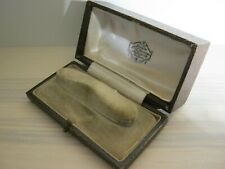 ANTIQUE VINTAGE JEWELLERY DISPLAY BOX for Bracelet or Wristwatch