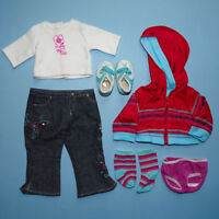 American Girl of Today Doll 2004 Ready For Fun Outfit Retired Pristine