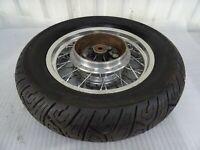 2. Suzuki Vs 800 Intruder Rim Rear 3,00x15 Inch + Tyre Rear Wheel Rim