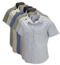Craghoppers Mens Kiwi Short Sleeve Travel Shirt Walking Hiking NosiDefence
