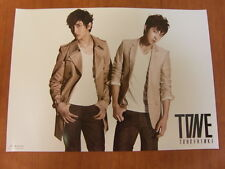 TOHOSHINKI - TONE [OFFICIAL] POSTER TVXQ *NEW* K-POP