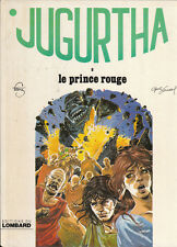 FRANZ. Jugurtha 8. Le Prince Rouge. 1981