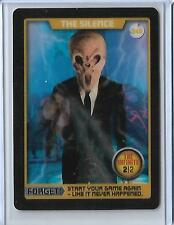 Doctor Who Monster Invasion Extreme 345 The Silence Infinite Forget! 2/2 1/1000