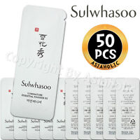 Sulwhasoo Luminature Essential Finisher EX 1ml x 50pcs (50ml) Sample Newist Ver