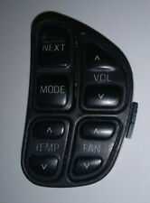 Steering Wheel Control HVAC / Radio Switch OEM Ford Lincoln Mercury 1998-2004