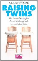 Raising Twins: The Essential Guide from Pre-Birth to Young Adult, New Books