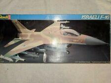 Revell 1:32 Israeli F-16 Plastic Aircraft Model Kit - New
