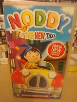Noddy - Noddy And The New Taxi VHS Video Tape Childrens Vintage TBLO