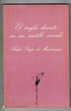 Andre Pieyre De Mandiargues El Ingles Descrito En Un Castillo Cerrado Erotic