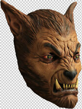 Mask Head - for Cosplay Halloween Dress Up Scary Party Costume - Beast Wolf