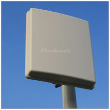 14dBi 2.4GHz WiFi Wlan Wireless Outdoor Directional Panel Antenna N Female
