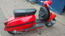 LAMBRETTA INNOCENTI DL150 GP150 1970 UK REGISTERED