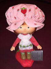 STRAWBERRY SHORTCAKE Danbury Mint Porcelain Collector Doll  W/tag Rare 2003