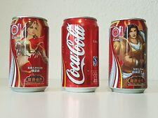 Coca Cola Dosen aus China, leer (4)