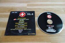SEPULTURA - NOTHING - ANGRA - ENTOMBED - PARADISE LOST - CD HARD HEAVY 6