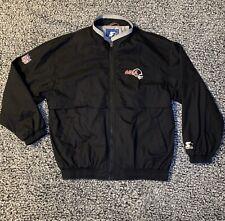 Vintage Starter Jacket NFL Coca Cola Colab Men's XL Pre Owned