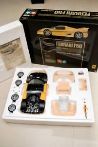 1:12 Ferrari F50 Tamiya Yellow