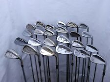 Lot of 24 Golf Club Wedges Titleist Nike Cleveland Taylormade MSRP $2100