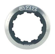Aleación Casete Anillo de bloqueo para Shimano/SRAM 326 PLATA PIÑONES BICICLETA