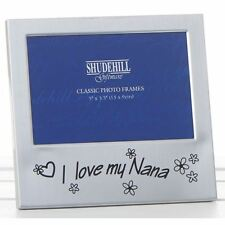I Love My Nana Photo Frame Grandparent Gift Birthday Christmas Mothers Day Gift