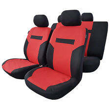 New 11pcs Universal Size Car Seat Covers For Mazda 2 3 Honda Fit Clarity