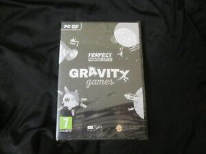 PC : PERFECT UNIVERSE : GRAVITY GAMES - Nuovo, sigillato, ITA ! CONS IN 24/48H