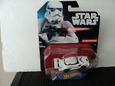 Hot Wheels Star Wars Stormtrooper Disney Character Cars