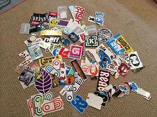 SALE Skateboard Snowboard Moto X Decal Sticker Lot 15 Pack!!!! YOU PICK 1 BRAND