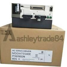 1PC New Panasonic Servo Drive MDDHT5540E
