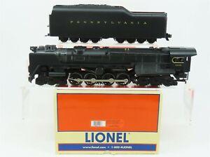O Gauge 3-Rail Lionel 6-11416 PRR LEGACY 6-8-6 S-2 Turbine Steam #6200 w/ TMCC