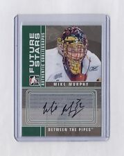 MIKE MURPHY 08-09 ITG BTP BETWEEN THE PIPES FUTURE STARS AUTOGRAPH AUTO