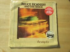 BRUCE HORNSBY & THE RANGE: - The Way It Is - 1985 -  RCA NFL1-8058  PROMO  VG