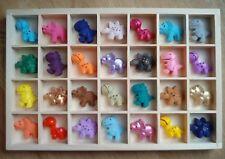 ORIGINAL COLOURED DINOSAURS 3D HANGING ARTWORK unusual gift see pics
