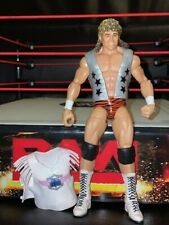 WWF Brian Pillman Series 47 WWE WCW Elite Wrestling Figure VGC Mattel Hollywood