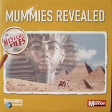 DISCOVERY MUMMIES REVEALED DVD MYSTERY FILES COLLECTION