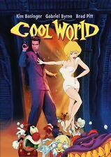 Cool World - DVD - Brad Pitt - Kim Basinger - Gabriel Byrne - Ralph Bakshi