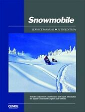 CLYMER SNOWMOBILE SERVICE MANUAL SKI-DOO 1979 CROSS COUNTRY 79 SKIDOO