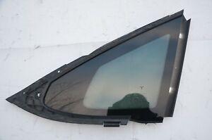 2012-2020 TESLA MODEL S PASSENGER SIDE RIGHT REAR QUARTER GLASS WINDOW OEM