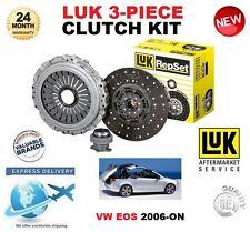 pour VW EOS 2.0 TDI + 16V 2006 ET PLUS Kit embrayage Luk 3 pièces 240mm Diamètre